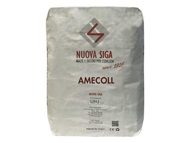 Scagliola gypsum, setting gypsum AMECOLL