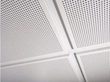 Pannelli per controsoffitto in metallo AMF MONDENA® - Sistema C