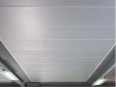 Pannelli per controsoffitto in metallo AMF MONDENA® - Sistema F
