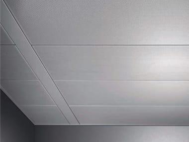 Pannelli per controsoffitto in metallo AMF MONDENA® - Sistema I