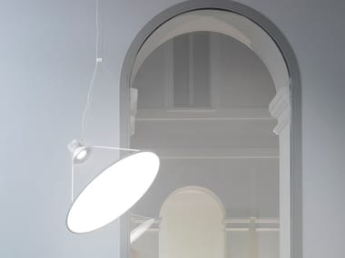 LED swivel pendant lamp AMISOL