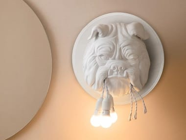 LED ceramic wall lamp AMSTERDAM