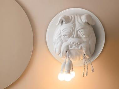 Lampada da parete a LED in ceramica AMSTERDAM