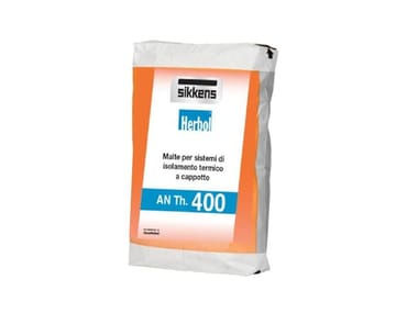 Cement-based glue AN THERM R400 WHITE