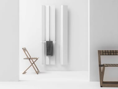Vertical panel wall-mounted radiator ANDROID