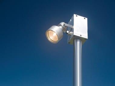 Halogen stainless steel street lamp ANGEL FL1
