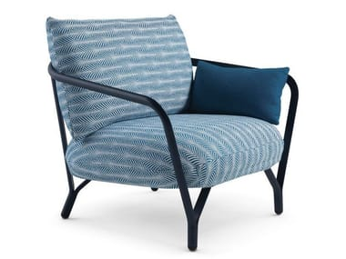Armchair with armrests ANGEL   Armchair