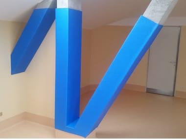 Ethylene-vinyl acetate Impact protection ANGOLARE