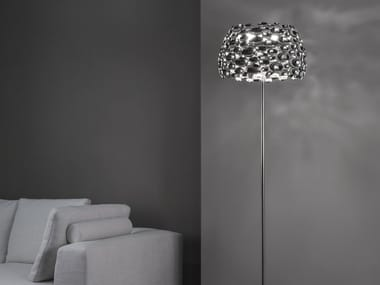 LED metal floor lamp ANISH | Floor lamp