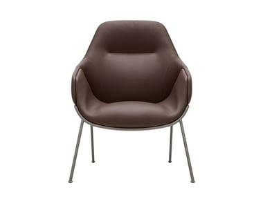 High-back armchair ANITA | High-back armchair