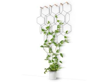 Metal vertical gardening trellis ANNO