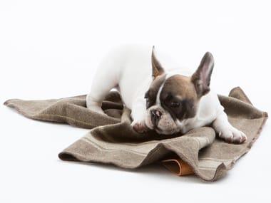 Military wool pet blankets ANSEL | Wool pet object