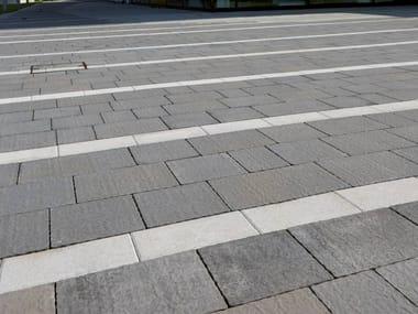 Concrete paving block ANTARA - NATURA