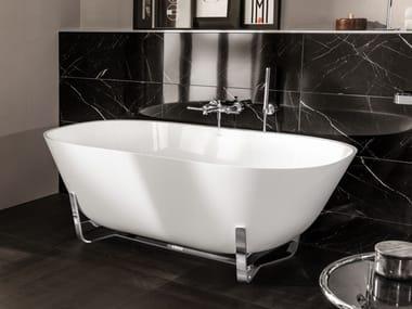Vasca da bagno in cemento cool vasche da bagno interrate - Vasca da bagno in cemento ...