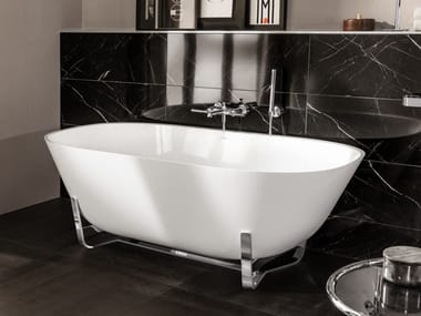 Vasca da bagno in cemento cool vasche da bagno interrate hsba hanse calda vasca in fibra di - Vasca da bagno in cemento ...