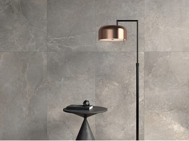Indoor/outdoor porcelain stoneware wall/floor tiles with stone effect ANTHOLOGY - EARTH