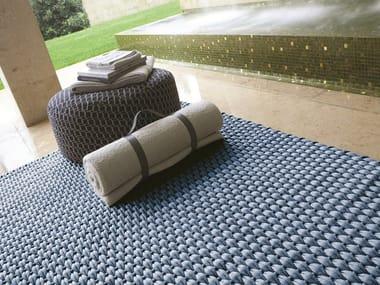 Handmade fabric rug ANTIGUA