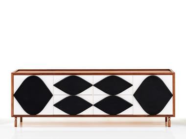Sideboard aus Holz ANTIGUA | Sideboard