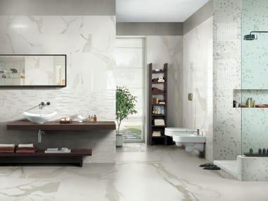 Pavimento/rivestimento in gres porcellanato effetto marmo ANTIQUE MARBLE