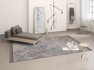 Rectangular rug ANTWERP | Rectangular rug
