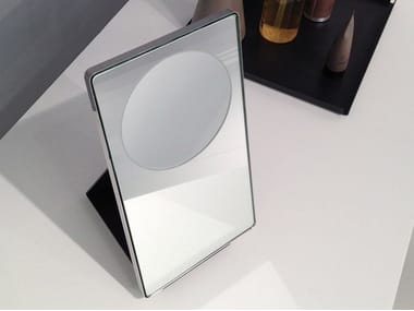Countertop shaving mirror APP