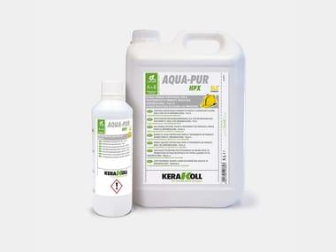 Acqua-vernice certificata AQUA-PUR HPX
