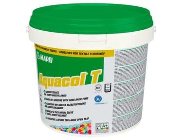 Adesivo per pavimenti e rivestimenti tessili AQUACOL T