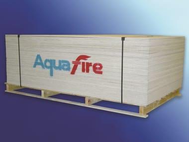 Fiber cement Thermal insulation panel AQUAFIRE®