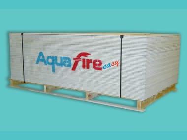 Fiber cement Thermal insulation panel AQUAFIRE® EASY