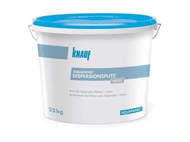 Exterior dispersion plaster AQUAPANEL® Exterior Dispersion Plaster