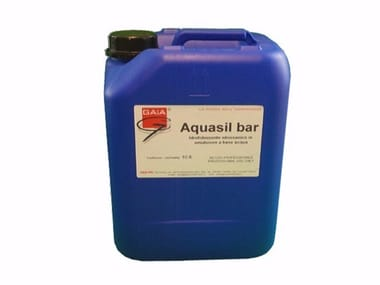Chemical barrier anti-humidity system AQUASIL BAR
