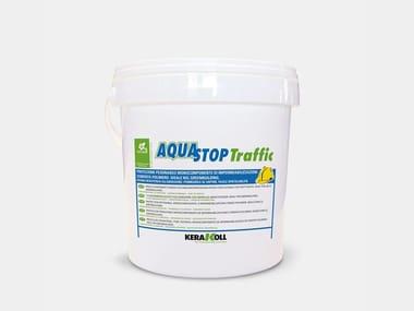 Rivestimento organico minerale per la protezione antiscivolo AQUASTOP TRAFFIC