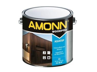 Prodotto per la protezione del legno AQUATOP