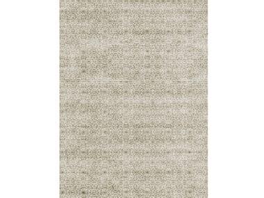 Wool rug with geometric shapes ARABIAN GEOMETRIC