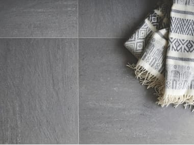 Indoor/outdoor porcelain stoneware flooring with stone effect ARCHGRES