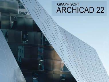 Software di progettazione BIM ARCHICAD 22