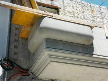 Matrice decorativa in polistirolo per architettura ARCHIMÀ