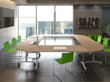 Modular Meeting Tables Archiproducts - Modular meeting table