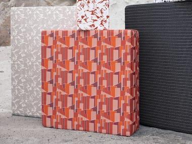 Outdoor and indoor fabric ARCHIUTOPIA - EUTROPIA