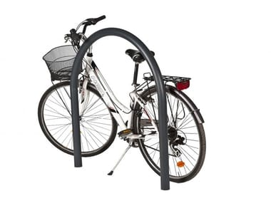 Metal pedestrian barrier / Bicycle rack ARCO