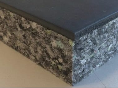 Synthetic material sound insulation felt ARCO WALL DUE