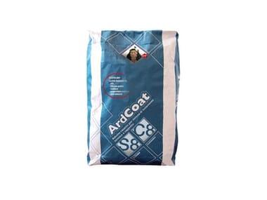 Adesivo rasante per sistemi di isolamento termico a cappotto ARDCOAT C8/S8