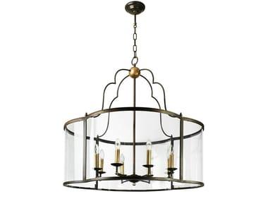 Handmade metal pendant lamp AREZZO | Pendant lamp