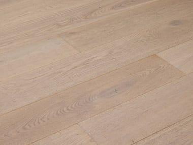 Brushed oak parquet ARGENTO