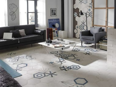 Indoor/outdoor wall/floor tiles ANDAMAN