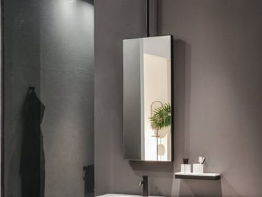 Rectangular bathroom mirror ARGO