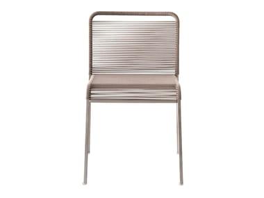 Stackable garden chair ARIA OUTDOOR   Chair