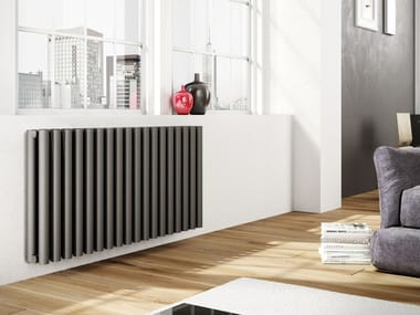 Hot-water carbon steel radiator for replacement ARIANNA | Radiator for replacement
