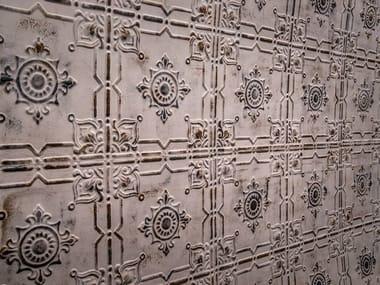 Indoor/outdoor glass-fibre 3D Wall Panel ARIETTA