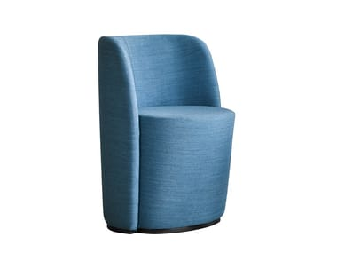 Fabric easy chair ARIL